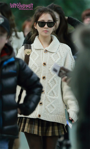 Seohyun Airport Fashion Hong Kong and Gimpo