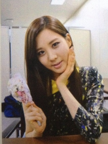 Seohyun - Japanese Mobile Fansite Selca Picture