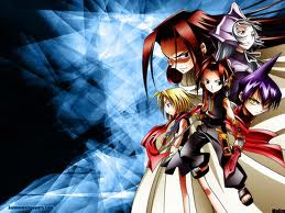 Shaman King wallpaper possibly containing animê entitled Shaman King