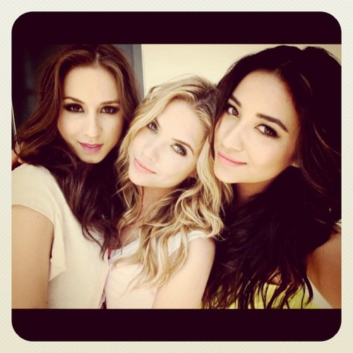 Shay, Troian and Ashley