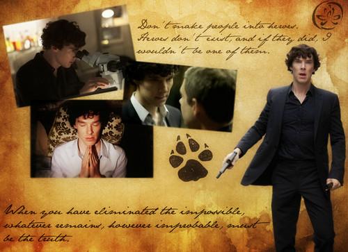 Sherlock 壁紙