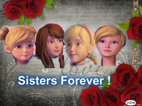 Sisters Forever !!