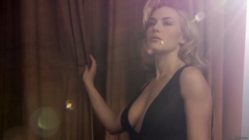 "Kate Winslet wallpaper possibly with a leotard titled St. John's ""Scenes Of A Woman"" Commercial Captures"
