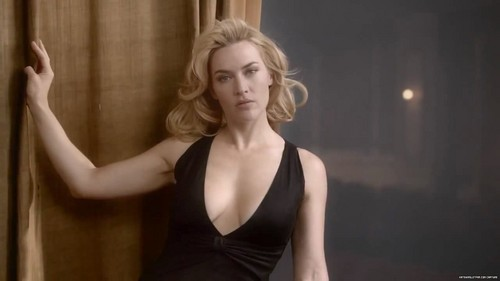 "Kate Winslet wallpaper possibly containing a leotard called St. John's ""Scenes Of A Woman"" Commercial Captures"
