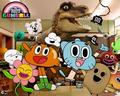 The Amazing World of Gumball - cartoon-animals photo