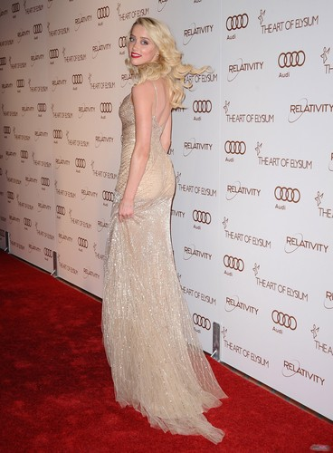 The Art Of Elysium's 5th Annual Heaven Gala - Arrivals (January 14)