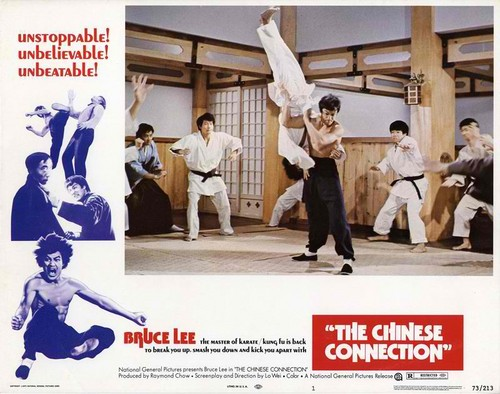 The Chinese Connection(a.k.a. Fist of Fury) - bruce-lee Photo