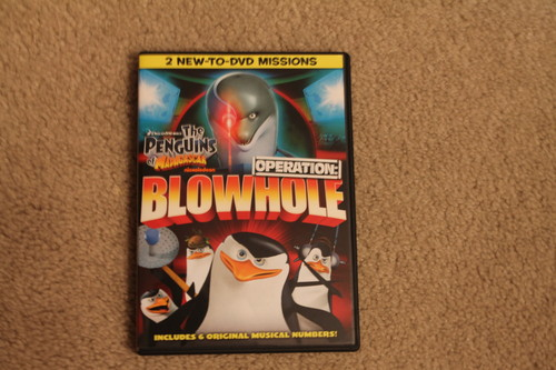 The Dr Blowhole DVD