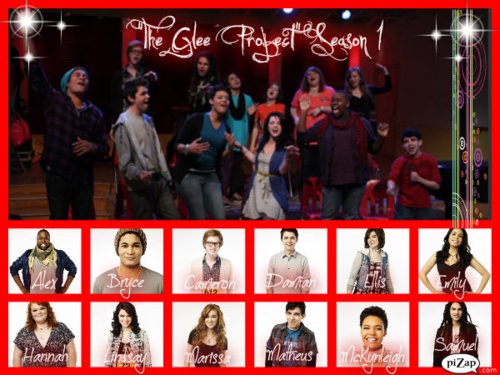 The Glee Project پرستار art