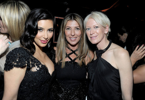 The Weinstein Company's 2012 Golden Globe Awards After Party - kim-kardashian Photo