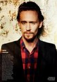 Tom Hiddleston in Esquire