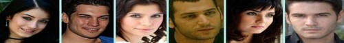 Turkish Actors and Actresses Banner