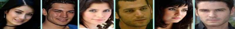Turkish Actors and atrizes Banner