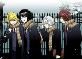 Wammy's Boys Hogwarts