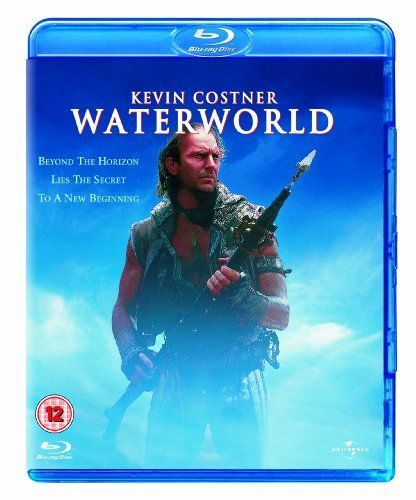 Waterworld Blu-Ray UK Cover