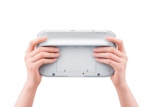 Wii U imagery