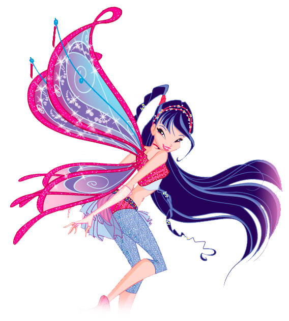 Winx Club Season 4 Nick - The Winx Club Photo (28322930 ... Винкс Блумикс Муза