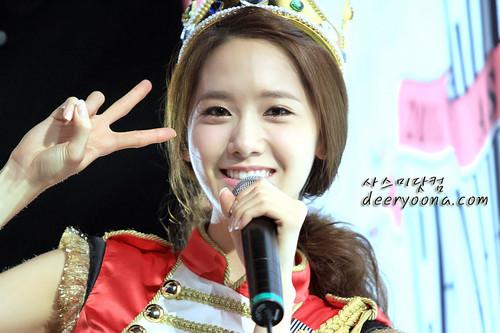 Yoona @ 2012 Girls Generation Tour in Hongkong