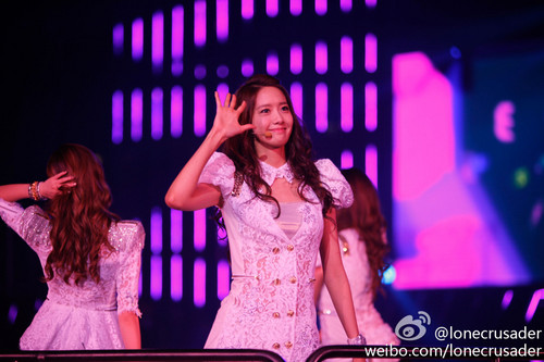 Yoona @ 2012 Girls Generation Tour in Hongkong
