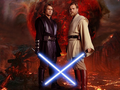 anakin and obi - anakin-skywalker photo