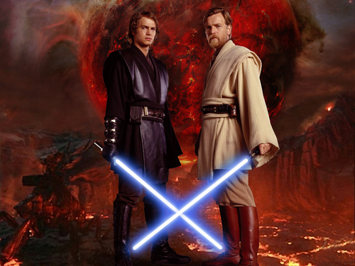anakin and obi