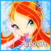 bloom - winx-club-bloom-the-best-fairey icon