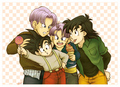 dbz - goten-and-trunks photo