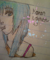karen larrush - emo-girls fan art