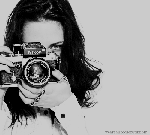 Photography Fan wallpaper entitled kristen stewart