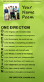 one direction name meaning