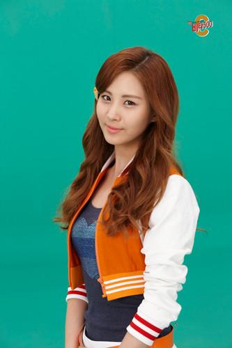 seohyun SNSD @ Vita500 Promotion Pictures