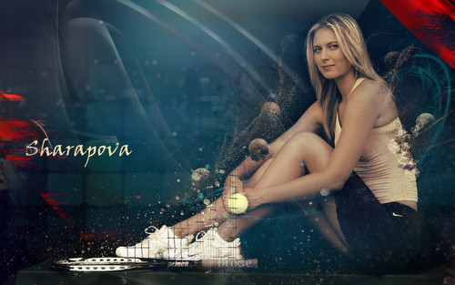 Maria Sharapova wallpaper titled sharapova