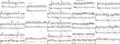 sheet music - music photo