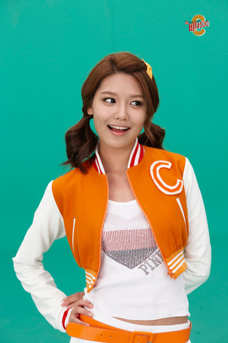 sooyoung SNSD @ Vita500 Promotion Pictures