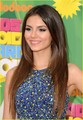 vj and nick awards - victoria-justice photo