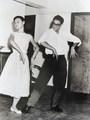 young Bruce dancing Cha cha
