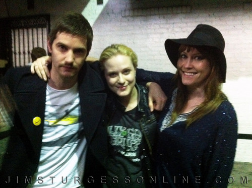 'Across the Universe' Cast reunion