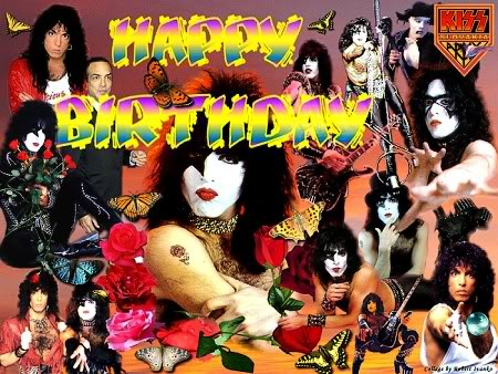 ☆ Happy Birthday Paul Stanley...January 20, 1952