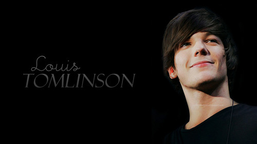 Louis Tomlinson wallpaper with a portrait called ♥Louis Wallpaper♥