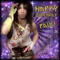 ☆ Paul ☆ HAPPY BIRTHDAY