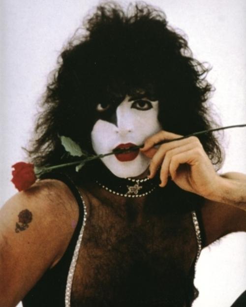Paul Stanley Makeup: Musicians In Makeup Photo (28482126)