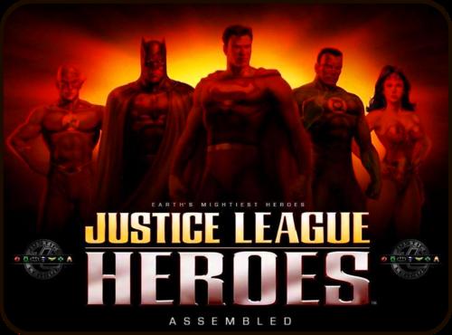 «Лигa Справедливости» [ «Justice League» ]