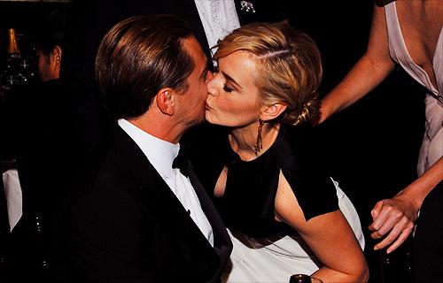 @ the Golden Globes 2012