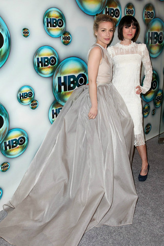 2012 Golden Globe Awards HBO After Party
