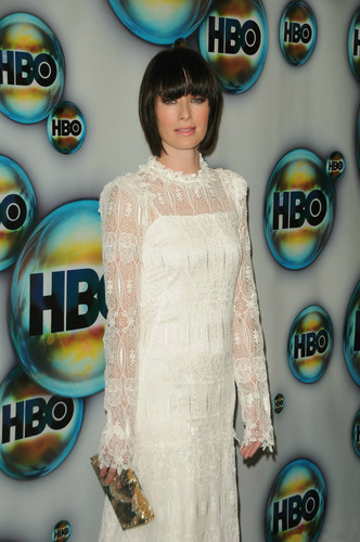 2012 Golden Globe Awards HBO After Party - lena-headey Photo