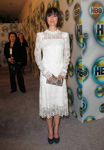 Lena Headey wallpaper probably with a blouse entitled 2012 Golden Globe Awards HBO After Party