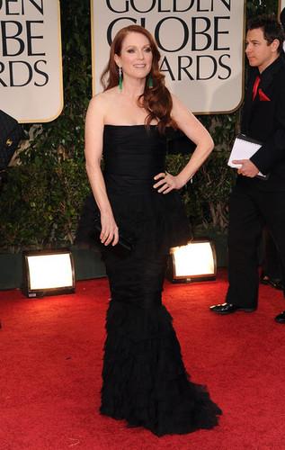69th Annual Golden Globe Awards - Arrivals [January 15, 2012]