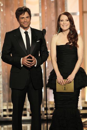 69th Annual Golden Globe Awards - Show [January 15, 2012]
