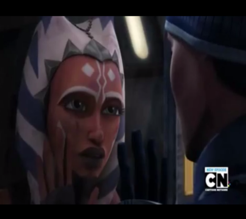 ster Wars: Clone Wars achtergrond titled A Friend In Need