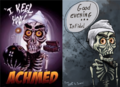 A Terrifying... Terrorist - achmed-the-dead-terrorist fan art